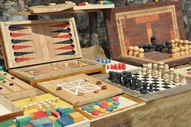 De gamle brætspil lever endnu