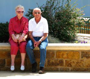 De ældre dater også på nettet